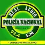 92.4FM Radio Policia Nacional