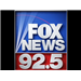 92.5 Fox News (not available in all countries)